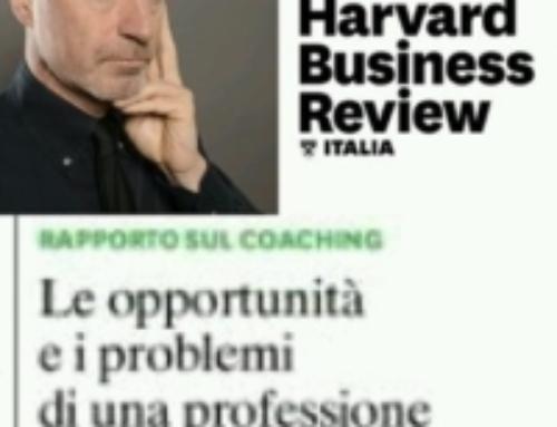 HBR Italia – Rapporto Coaching 2017: intervento di Rf.coach