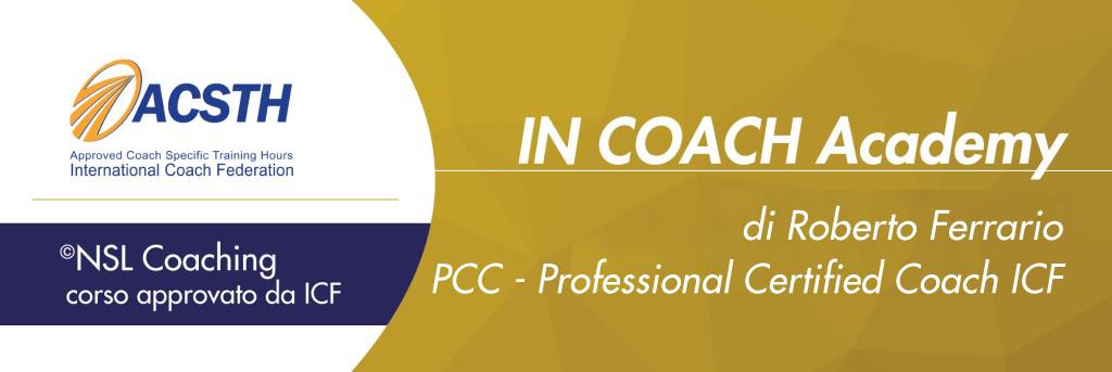 Roberto Ferrario Coach Logo
